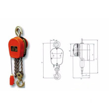 DHS Electronic Chain Tackle Block Hoist
